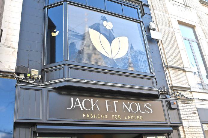 Jack et Nous vind je vanaf morgen in de Ooststraat.