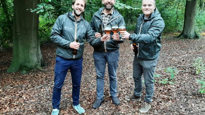 Beer 4 Nature schenkt nieuw stuk bos aan wandelaars