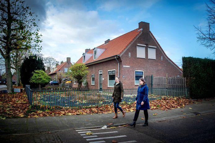 Huurwoningen van woningcorporatie Talis in Wijchen.