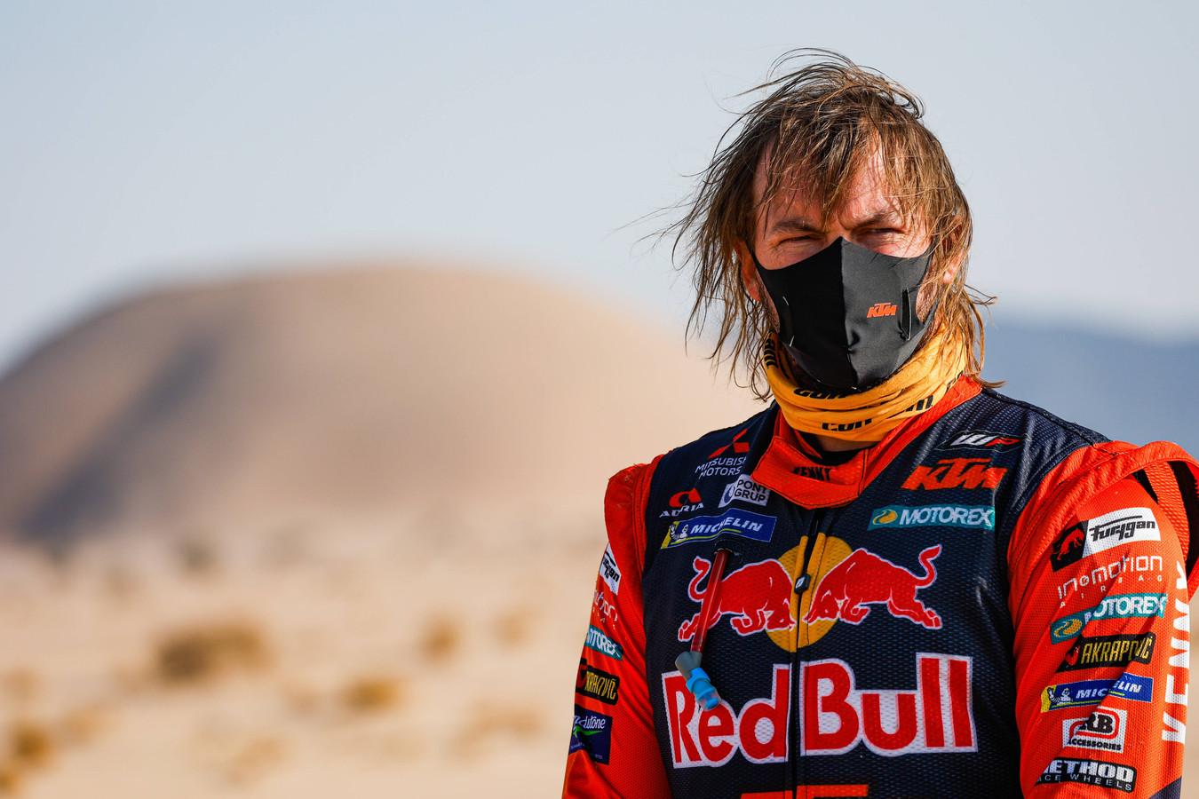 Voor Toby Price zit de Dakar Rally 2021 erop.