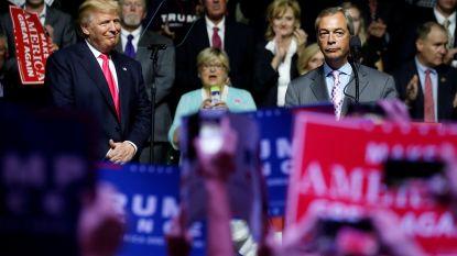 Londen verdedigt zich tegen kritiek van Trump op brexit-overeenkomst
