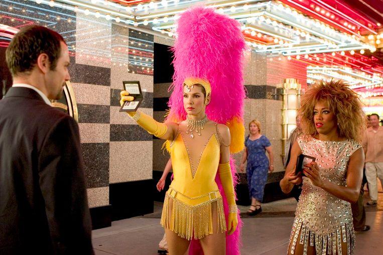 Sandra Bullock in Miss Congeniality 2: Armed & Fabulous van John Pasquin. Beeld