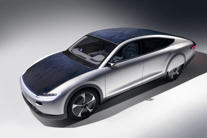 De Lightyear One verschijnt in 2022 op de weg. Dit is overigens nog een prototype