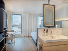 Hotel biedt Rietveldstudenten gratis kamers aan als atelier