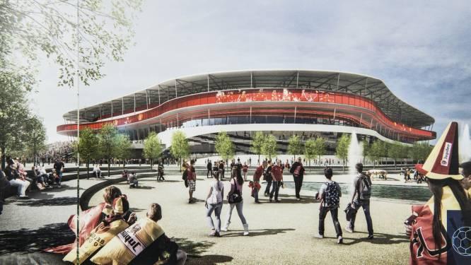 Nieuwe opdoffer voor Eurostadion: Ruimte Vlaanderen geeft bindend ongunstig advies voor bouw