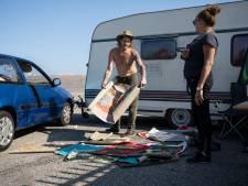 'Ruziënde' Nicole en Albert uit Rotterdam weggestuurd van camping: 'Zorgen voor spoor van overlast'