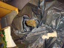 Man met 9 kilo marihuana in kofferbak aangehouden bij grenscontrole