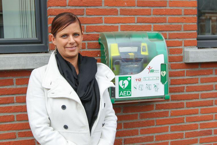 Marianne Verhaert krijgt de tweede plaats op de Antwerpse Kamerlijst van Open Vld. Beeld Peter Vanderveken