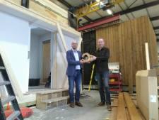 Hodes Huisvesting uit Goor krijgt duurzaamheidscompliment