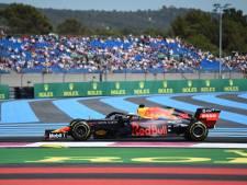 Grand Prix van Frankrijk definitief van de baan