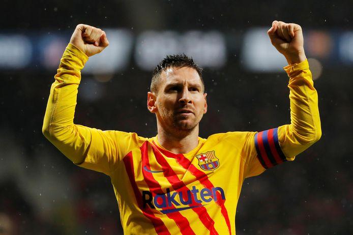 Le Barça peut une nouvelle fois remercier Lionel Messi.