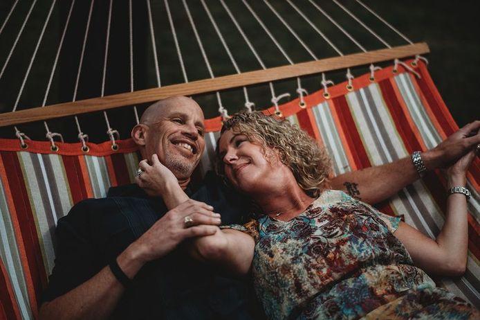 Peter en Lisa houden van elkaar in goede en kwade dagen