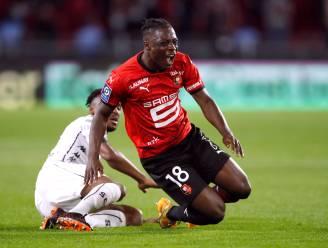 Invaller Doku kan nederlaag Rennes niet voorkomen