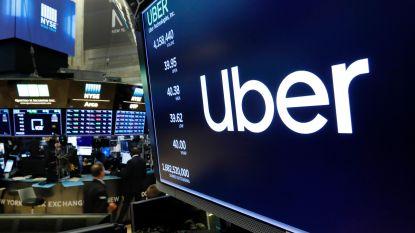 Kwartaalverlies Uber komt uit op 1 miljard dollar