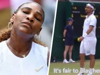 Het vreemde boetesysteem van Wimbledon: Fognini krijgt amper 3.000 dollar, Serena Williams 10.000