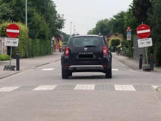 Met 1,8 promille met auto in verboden richting én op fietspad: 45 dagen rijverbod en boete