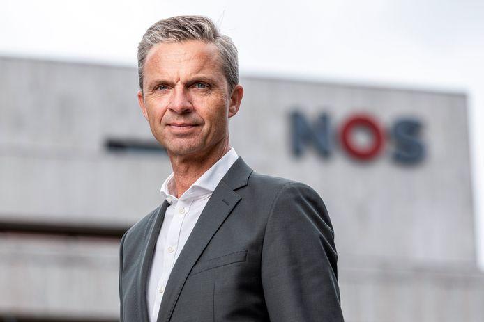 NOS-directeur Gerard Timmer: 'Er is een geweldige prestatie geleverd om onder moeilijke omstandigheden Nederland te blijven informeren'