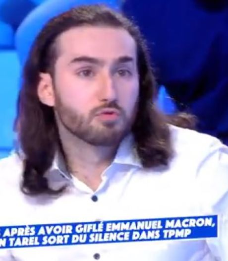 """L'homme qui a giflé Emmanuel Macron """"n'a aucun regret"""" sur son geste: """"J'y ai pensé cinq minutes avant"""""""