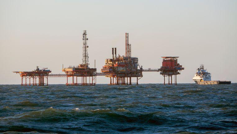 Krediet voor de oliesector is nog makkelijk verkrijgbaar. Beeld Hollandse Hoogte