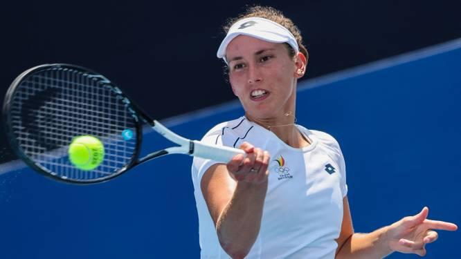Elise Mertens behoudt zeventiende stek op WTA-ranking