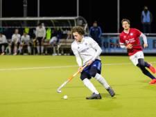 HC Tilburg stunt tegen HGC dankzij wereldgoal Sprengers