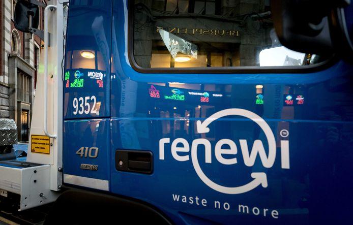 Het huisvuil werd afgelopen donderdag niet opgehaald vanwege een staking bij Renewi.