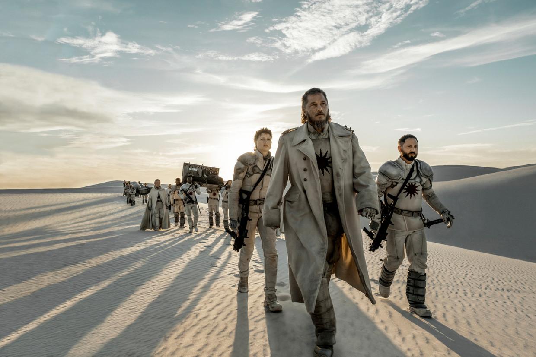 Streamz-abonnees krijgen toegang tot alle HBO-reeksen, waaronder de scifiserie 'Raised by Wolves'. Beeld HBO