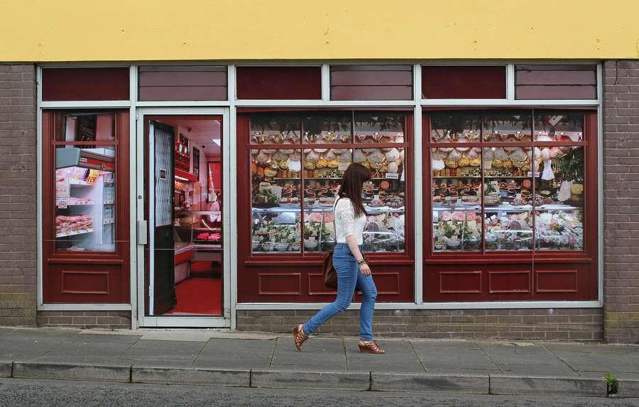 Certains commerces du Comté de Fermanagh ont subi un petit lifting pour atténuer les effets de la crise.
