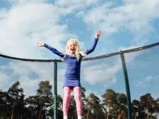 Do's-and-don'ts voor een trampoline in de tuin: 'Ronde trampolines zijn het veiligst'