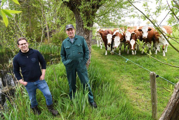 DONGEN  Jan Stads / Pix4Profs Van West-Brabantse bodem, Melkveebedrijf Maasland