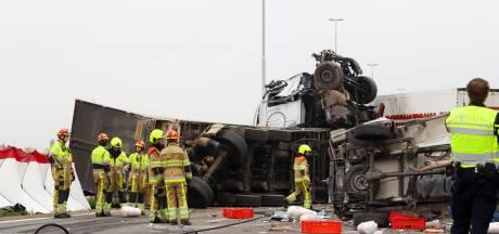 Dode en gewonden door zwaar ongeluk op A73