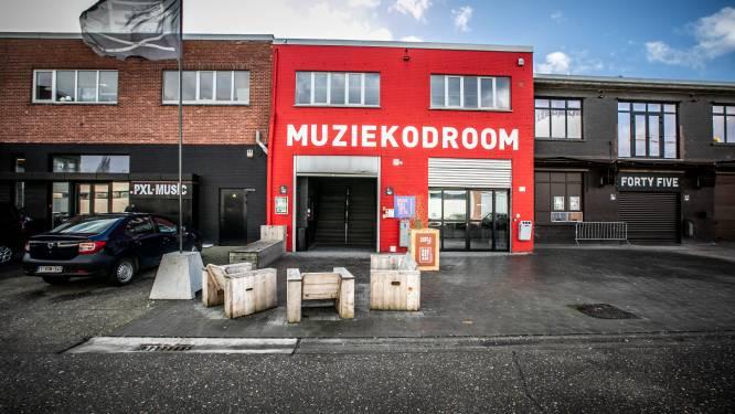 Heusden-Zolder trakteert jeugdleiders op feestje in Hasseltse Muziekodroom