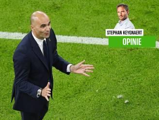 """Onze chef voetbal hoopt dat bondscoach Martínez nu durft doorselecteren naar Qatar: """"De eliminatie komt niet als een volslagen verrassing, toch?"""""""
