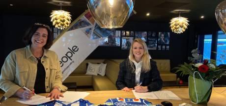 Essche Merel Bormans (21) speelt komend seizoen bij Heerenveen