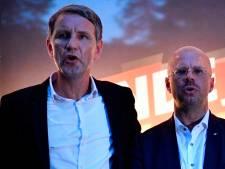 Rechts-radicale AfD dwingt extreemrechtse 'vleugel' zichzelf op te heffen