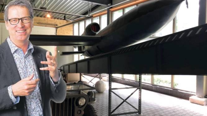Tussen de V1 en Dakota's van museum Bevrijdende Vleugels