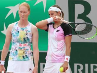 """Tenniskoppel Alison van Uytvanck en Greet Minnen (even) uit elkaar: """"We hebben tijd voor onszelf nodig"""""""