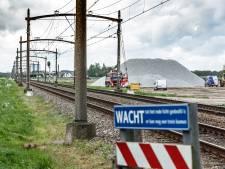Geen treinen, geluidsoverlast en gesloten spoorwegovergangen in Zevenbergen