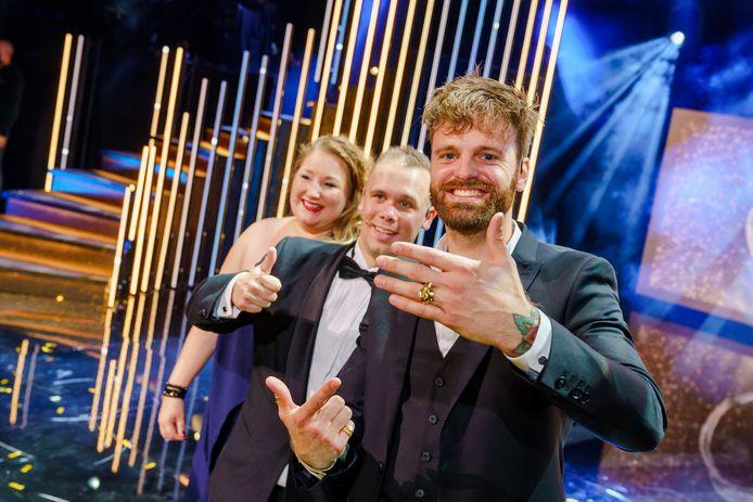 Over mijn lijk-presentator Tim Hofman, winnaar van de Gouden Televizier-Ring 2020.