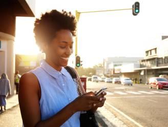 Je bent niet zo goed in wandelend sms'en als je denkt