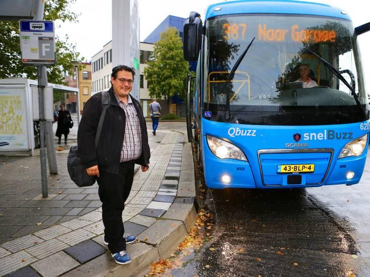 Extra bus op lijn 387 in de avondspits van Utrecht naar Gorinchem