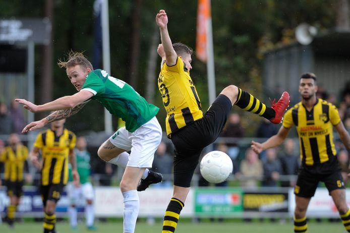 VVOG en DVS'33 hopen elkaar volgende maand te treffen in de Veluwe League.
