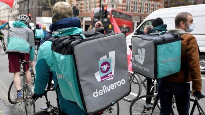 Brits hof van beroep geeft Deliveroo gelijk: koeriers zijn geen 'workers'