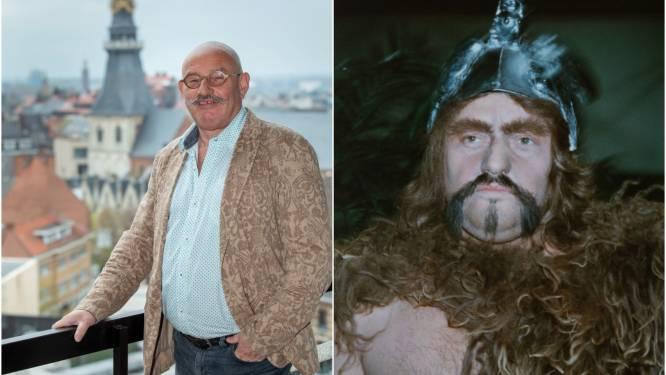 """Luc (63) speelt al meer dan 25 jaar 'Ambiorix': """"Een hondje plaste op mijn voeten, maar ik hield me stil"""""""