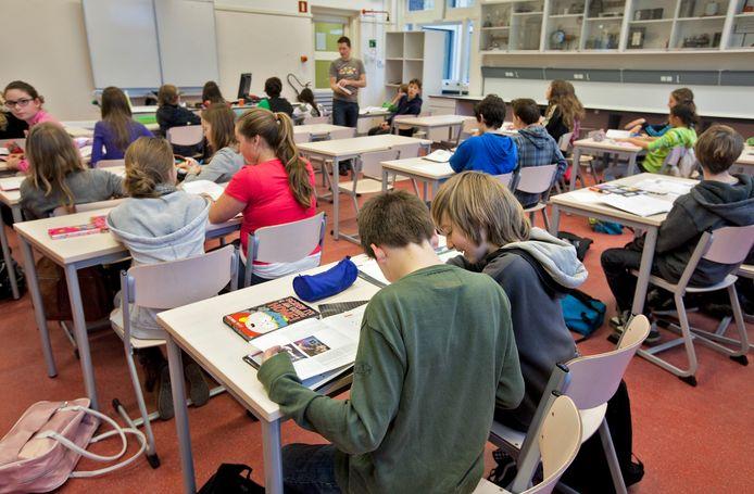 De omwonenden vrezen voor overlast van de school