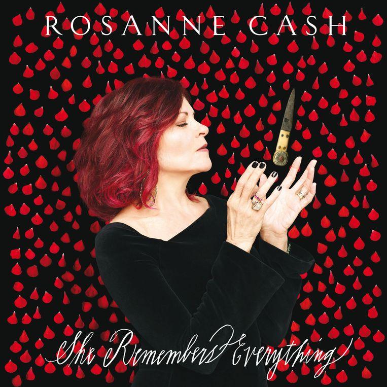 Rosanne Cash - She Remembers Everything.  Beeld Rosanne Cash