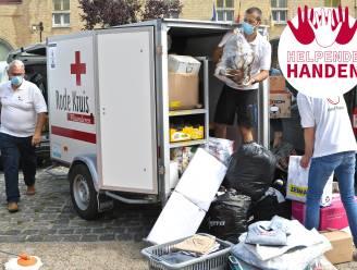Gemeente Zwevegem stort 5.000 euro op rekening Rode Kruis, om slachtoffers zondvloed te helpen
