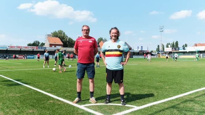 Jeugdwerking KVK Tienen rondt seizoen af met team-day