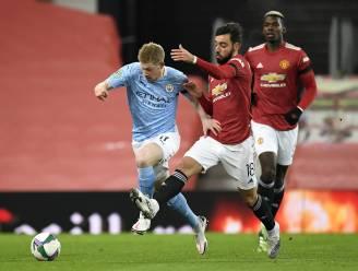 City versus United: bevestigt ploeg De Bruyne de machtswissel ook in de Manchester Derby?