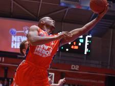 Basketballers New Heroes naar Tsjechië, Israel en Rusland